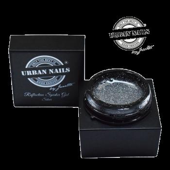 Urban Nails Reflective Spider Gel Silver