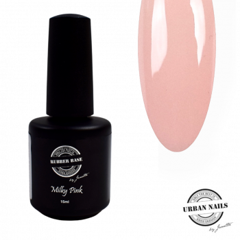 Urban Nails Rubber Base Gel Milky Pink