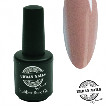 Urban Nails Rubber Base Gel Caramel