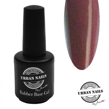 Urban Nails Rubber Base Gel Plum