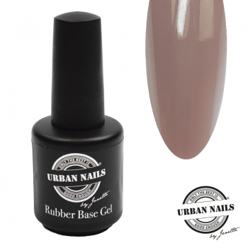 Urban Nails Rubber Base Gel Taupe