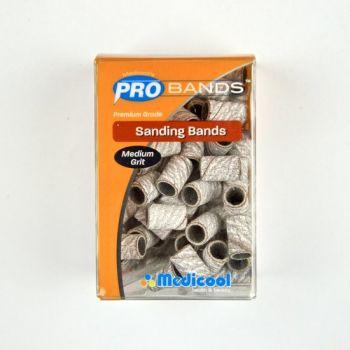 Urban Nails Zebra Sanding Bands Medium 100 stuks