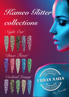 Urban Nails Kameo Glitter Collection set van alle 3