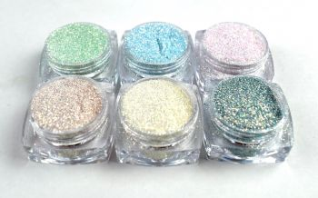 Urban Nails Seriously Soft Glitter Collection