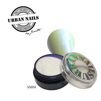 Urban Nails Super Mirror Pigment 04