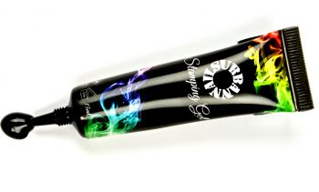 Urban Nails Stamping Gel 04 Black