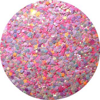 Urban Nails Glitter 54