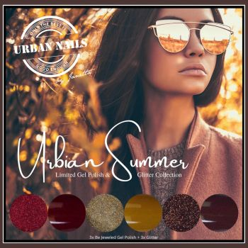 Be Jeweled Urbian Summer Collection