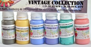 Urban Nails Pure Paint Vintage Collection