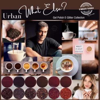 Urban Nails What Else Gelpolish Collection + Gratis Glitter