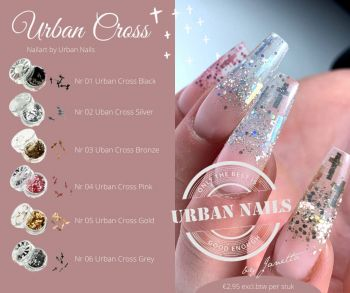 Urban Nails Cross Collection