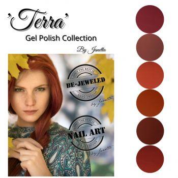 Urban Nails Terra Gelpolish Collection