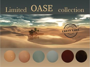 Urban Nails Limited Oase Gelpolish Collection